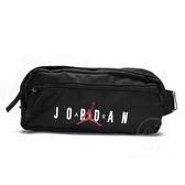 NIKE JORDAN CROSSBOY 黑 腰包 側背包 隨身小包  (布魯克林) 2019/4月 9A0201-023