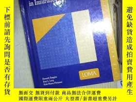 二手書博民逛書店INFORMATION罕見MANAGEMENT IN INSUR