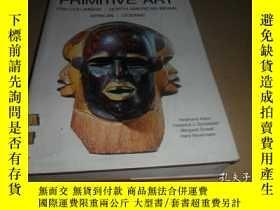 二手書博民逛書店primitive罕見art( pre-columbian no