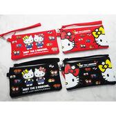 Hello Kitty 雙胞胎手機袋(1入) 4款可選【小三美日】手機觸控包