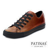 【PATINAS】小牛皮休閒鞋 – 柯伯恩棕