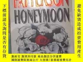 二手書博民逛書店英文原版罕見Honeymoon by James Patters