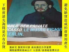 二手書博民逛書店Pablo,罕見der private Picasso: le