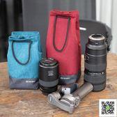 微單相機包單反保護套內膽收納袋攝影尼康便攜佳能索尼富士鏡頭袋  聖誕慶免運