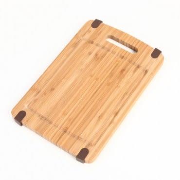 HOLA 竹製止滑砧板 33x22cm
