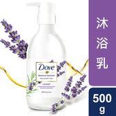 多芬日本植萃沐浴乳薰衣草500g 【康是美】