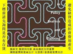 二手書博民逛書店The罕見Argumentative Turn In Policy Analysis And Planning