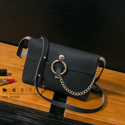 【QP114】魔衣子-小巧時尚.春季新款鏈條手機單肩斜挎包