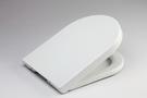 【麗室衛浴】國產包覆式美耐皿馬桶蓋 抗菌 緩降歐規 BU108 A-459-6