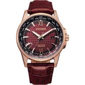 2020農曆新年限量款 CITIZEN 星辰 光動能萬年曆手錶-40mm BX1009-10X