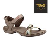 丹大戶外用品【TEVA】美國 女 Verra 多功能運動涼鞋 1006263STMLT 彩灰褐