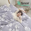 #HT027#絲柔親膚奧地利TENCEL天絲3.5尺單人床包+枕套二件組(不含被套)台灣製/萊賽爾Lyocell