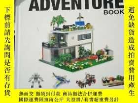 二手書博民逛書店The罕見Lego Adventure Book, Vol. 3