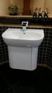 【麗室衛浴】德國 KERAMAG  4U系列 223465面盆  65cm 浴櫃組
