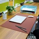 滑鼠墊超大 辦公桌墊 寫字桌墊 筆記本電腦墊 大滑鼠墊桌墊無異味【小艾新品】