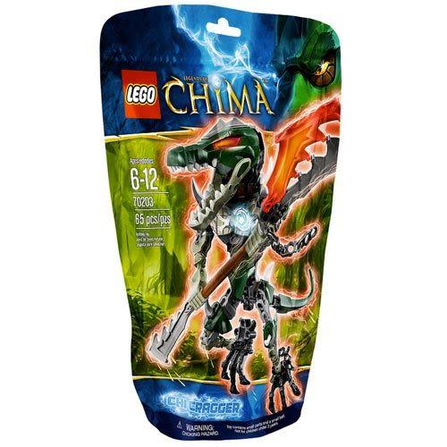 ★funbox玩具★《LEGO》Chima-氣能量鱷霸王_ LG70203