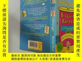 二手書博民逛書店Jacqueline罕見Wilson s Biscuit Barrel Cliffhanger and Burie
