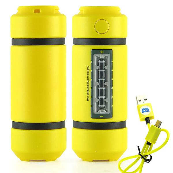 【Disney】怪獸電力公司2900 尖叫能源轉換器 能量瓶 能量罐 移動電源 怪獸大學