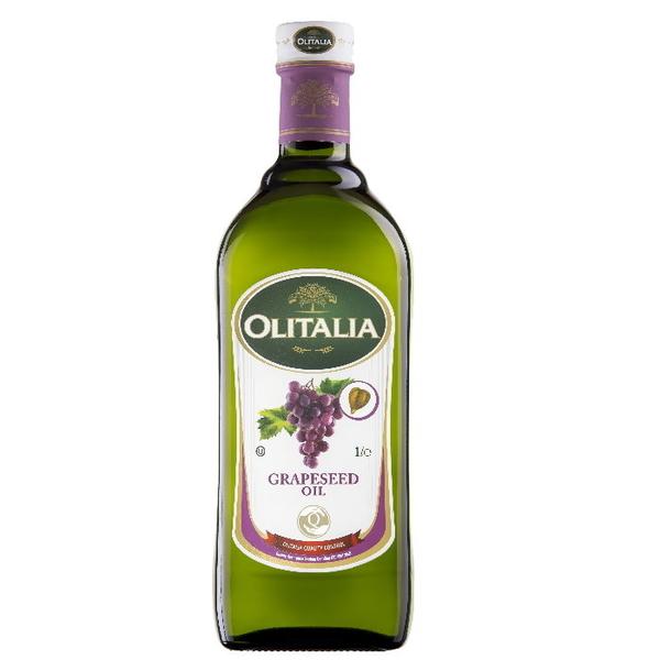 奧利塔葡萄籽油1000ml