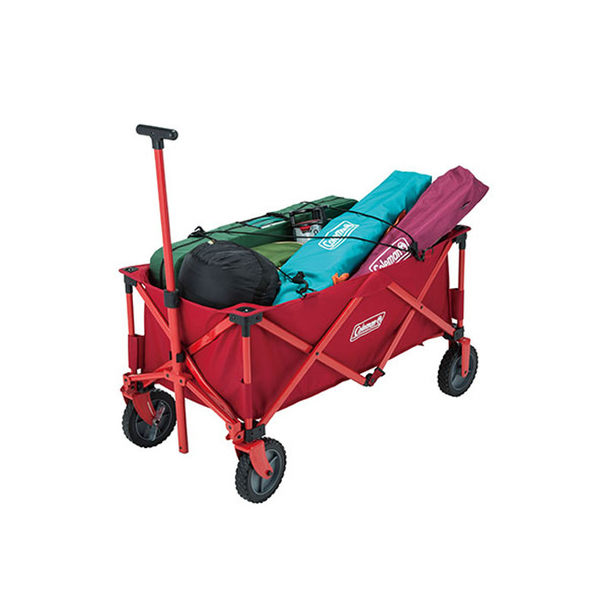 【早點名露營生活館】 Coleman 四輪拖車 CM-21989