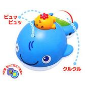 *babygo*Toyroyal 樂雅 洗澡玩具-鯨魚