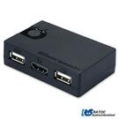 日本RATOC 2-Port HDMI USB電腦KVM切換器 (REX-230UH) T