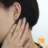 三件套無耳洞耳骨夾氣質韓國耳夾女簡約百搭個性耳環耳飾潮【慢客生活】