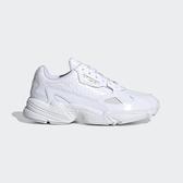 Adidas Falcon W [FV1116] 女鞋 運動 休閒 慢跑 路跑 老爹 經典 復古 潮流 穿搭 愛迪達 白