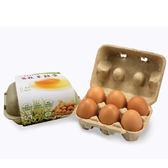 福壽生態農場牧草雞─雞蛋6入*12盒
