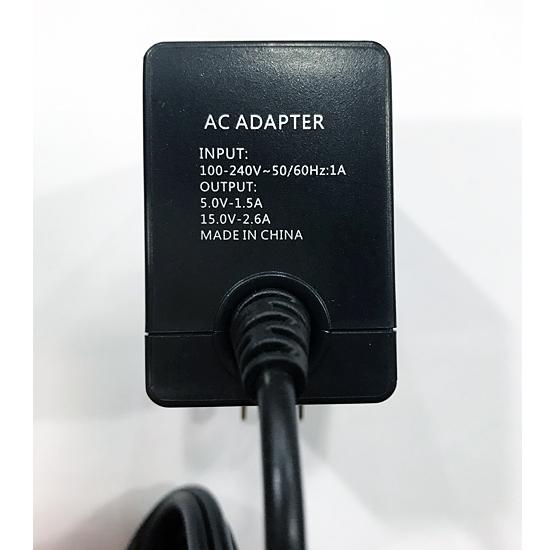 [哈GAME族]可刷卡 Switch NS 主機專用充電器 AC變壓器 電源充電線 電源線 副廠 BXT-KC001