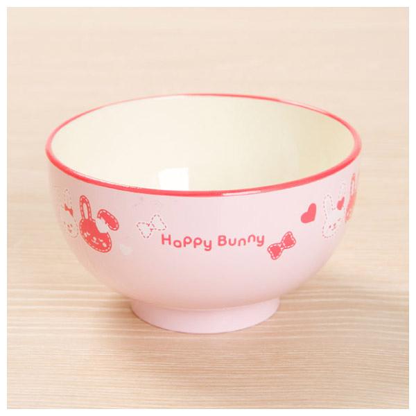 兒童用湯碗 HAPPY BUNNY NITORI宜得利家居