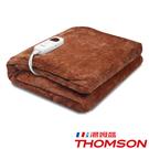 THOMSON湯姆盛 微電腦溫控(雙人)電熱毯 SA-W01B【福利品】可洗衣機清洗  高品質