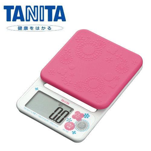 【三期零利率】【TANITA】電子廚秤 KD192 (粉紅)