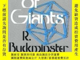 二手書博民逛書店Grunch罕見Of GiantsY364682 R. Buckminster Fuller Design S