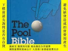 二手書博民逛書店The罕見Pool Bible——How to Play and