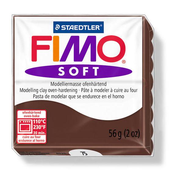 【SOFT】8020-75 巧克力色