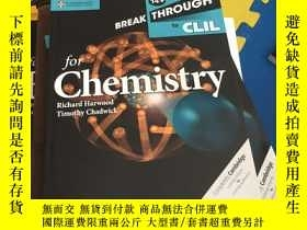 二手書博民逛書店Breakthrough罕見to CLIL for Chemis