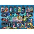【台製拼圖】HPD01000-081 Monsters Inc 怪獸電力公司 (1)拼圖 (1000pcs) 盒裝拼圖