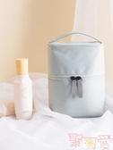 化妝包大容量袋便攜女口紅洗漱收納包化妝品盒【聚可愛】