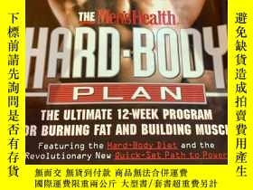 二手書博民逛書店The罕見Men s Health Hard Body Plan: The Ultimate 12-Week Pr