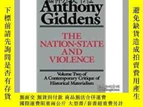 二手書博民逛書店【罕見】1987年 The Nation-State and V