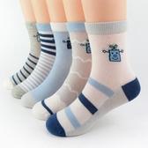 男童襪子夏季薄款兒童寶寶純棉網眼透氣春秋男12-15歲中大童夏天 童趣屋