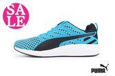 Puma Flare慢跑鞋-男款 避震 透氣運動鞋 零碼出清 I9509#藍◆OSOME奧森童鞋