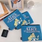 ins 網紅款 筆袋 化妝包 萬用包 收納包 外貿尾單 澳洲文具品牌 愛麗絲