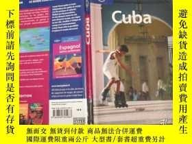 二手書博民逛書店Lonely罕見Planet:Cuba(法文原版 孤獨星球:古巴 ) 大32開罕見Y13462 Lonely