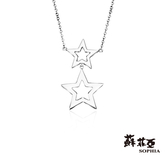 蘇菲亞SOPHIA -流星雨純銀項鍊