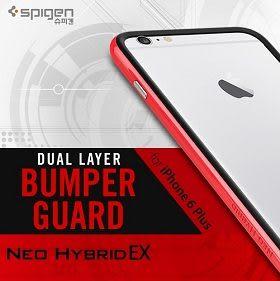【特價/停產】韓國 Neo Hybrid EX 經典超薄吸震防磨邊框 手機殼│iPhone 6/6S Plus 5.5吋│g5161