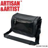 【日本 ARTISAN&ARTIST】DCAM-7100 防水相機包 黑色
