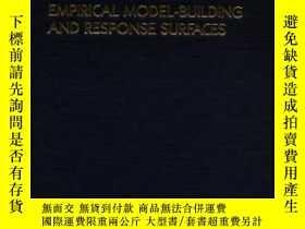 二手書博民逛書店Empirical罕見Model Building And Response SurfacesY256260
