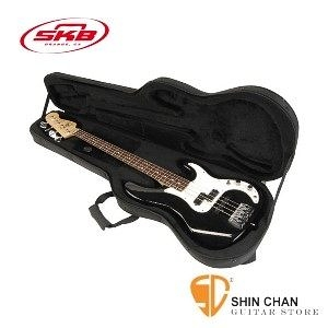 SKB SCFB4 電貝斯專用輕體硬盒【SCFB-4/Universal Shaped Electric Bass Soft Case】貝斯軟case ►